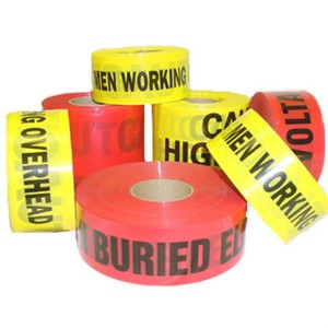 Buried Line Tapes