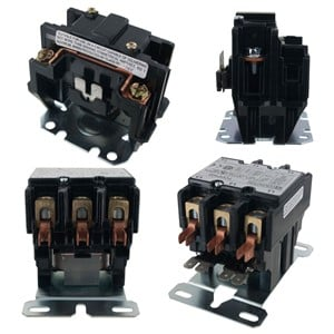 Iec Contactors Industrial Power Elecdirect Cole Hersee Heavy Duty Spdt Momentary Toggle Switch 5502155021bx Definite Purpose
