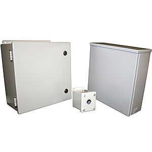 Metallic Enclosures
