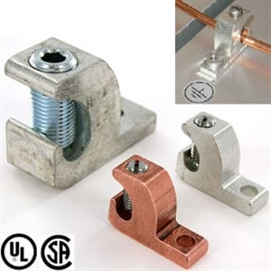 Lay-In Lugs & Solar Grounding Connectors