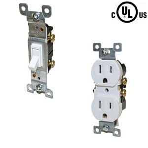 Wall Switches & Receptacles