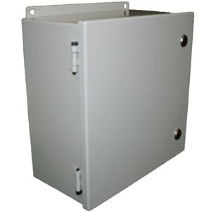 Hinged Electrical Box : Nema hinged cover boxes metallic enclosures