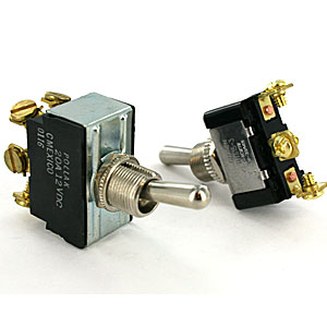 Pollak Standard Toggle Switches