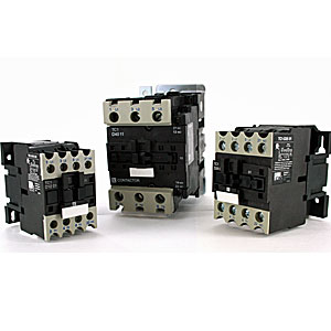 3 Pole Contactor - AC Coil