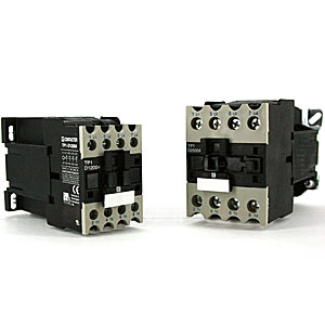 4 Pole Contactor - DC Coil