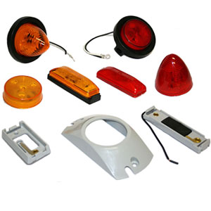 Sealed LED Clearance & Marker Lamps