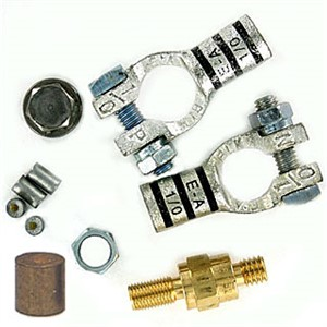 Battery Terminals & Adapters