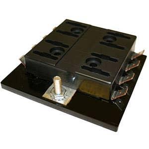 blade fuse block panels circuit breaker blocks elecdirect fuse block panel