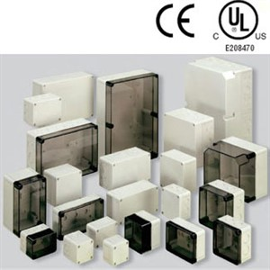 Polycarbonate Enclosures with Cover