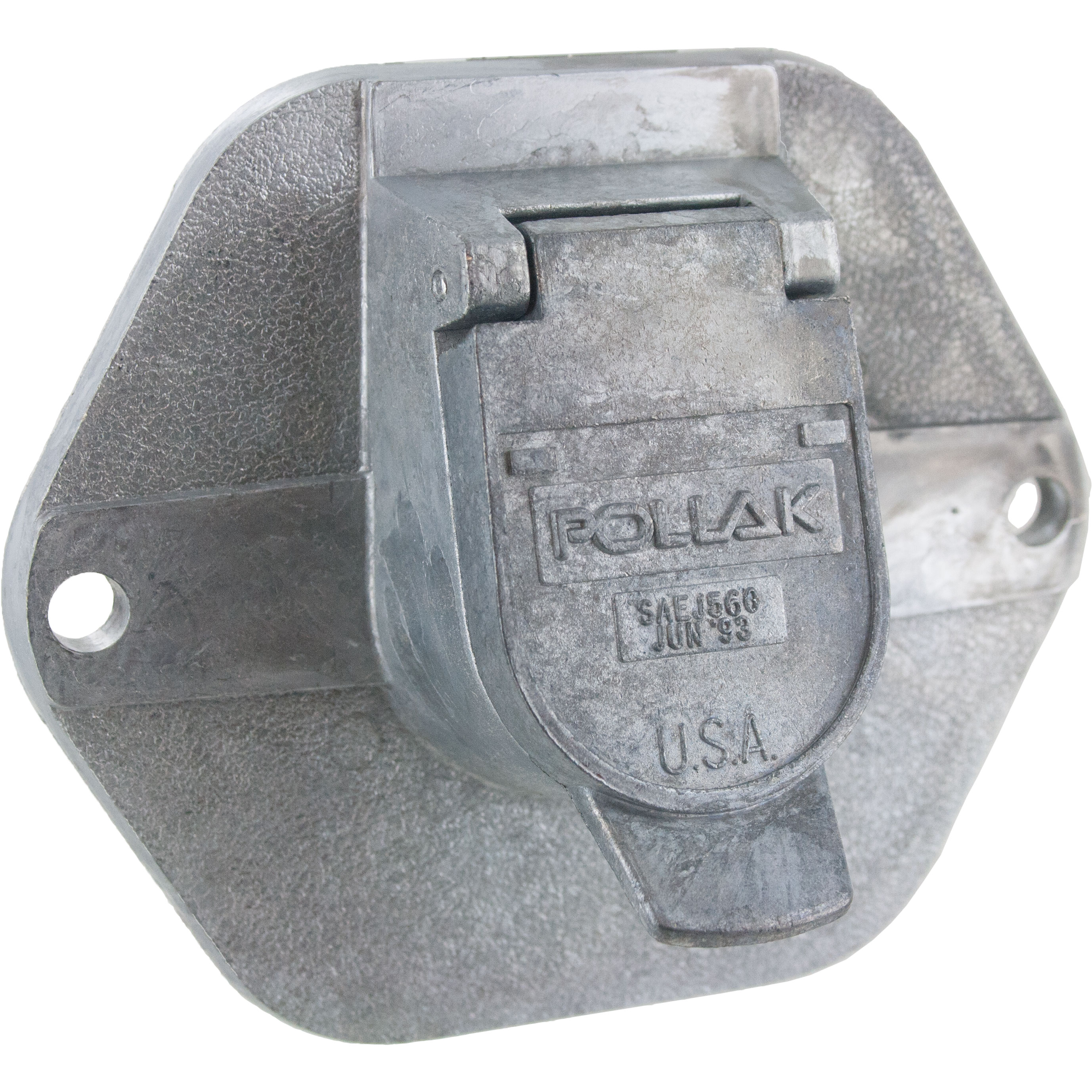 7 Pole Socket With 30 Amp Circuit Breaker Elecdirect Further Pollak Trailer 9 Pin Connector On 4 Wiring