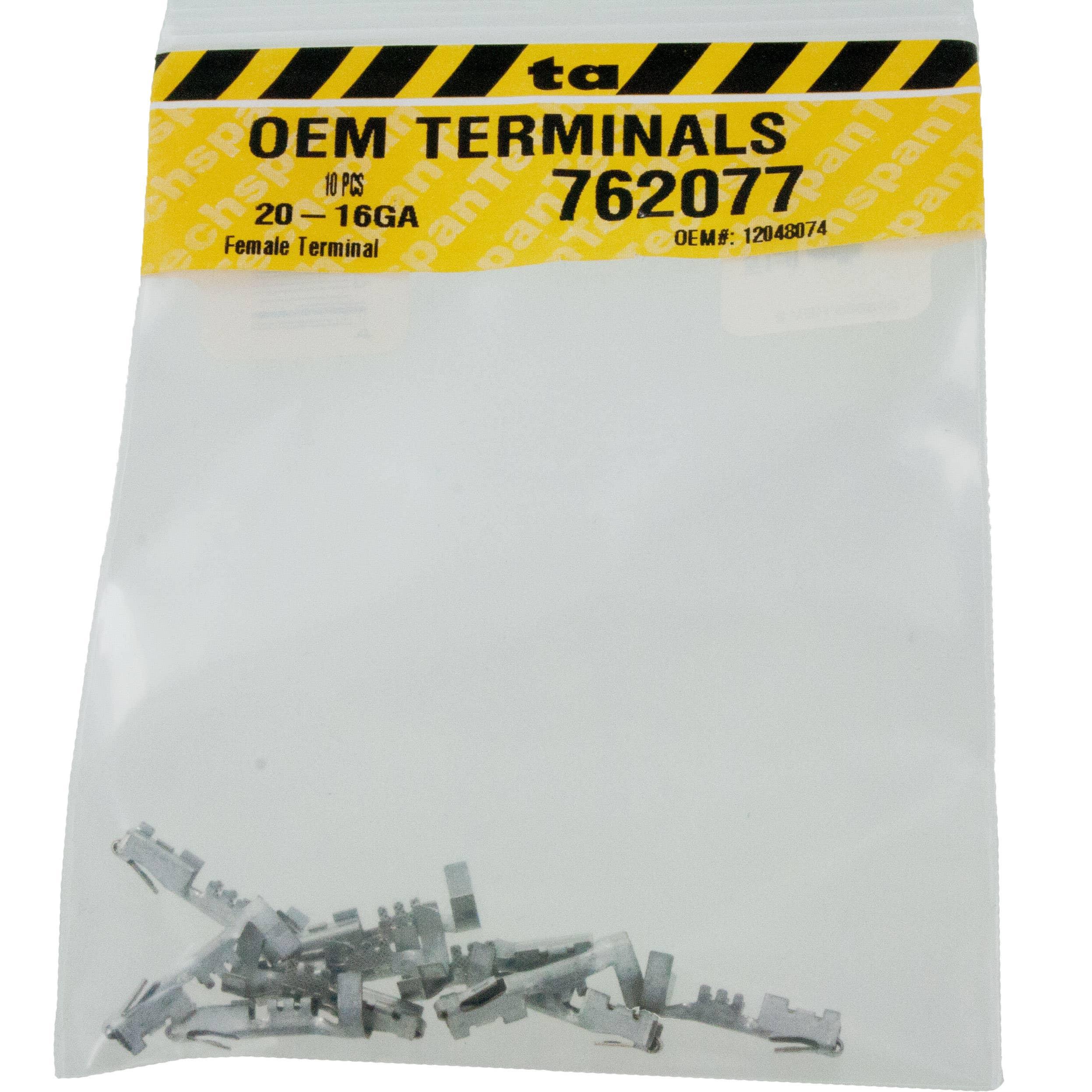 Delphi 12048074 OEM Female Terminal 20-16 Awg | ElecDirect