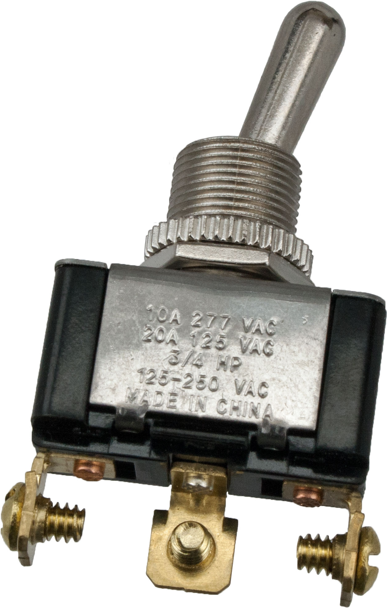 3 Screw Terminal Toggle Switch On Spdt 765054 Elecdirect Switches Specialty Circuit Dpdt