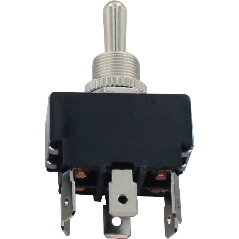 6 Blade Bulk Terminal Toggle Switches Momentary ON-OFF-MOM DPDT ...