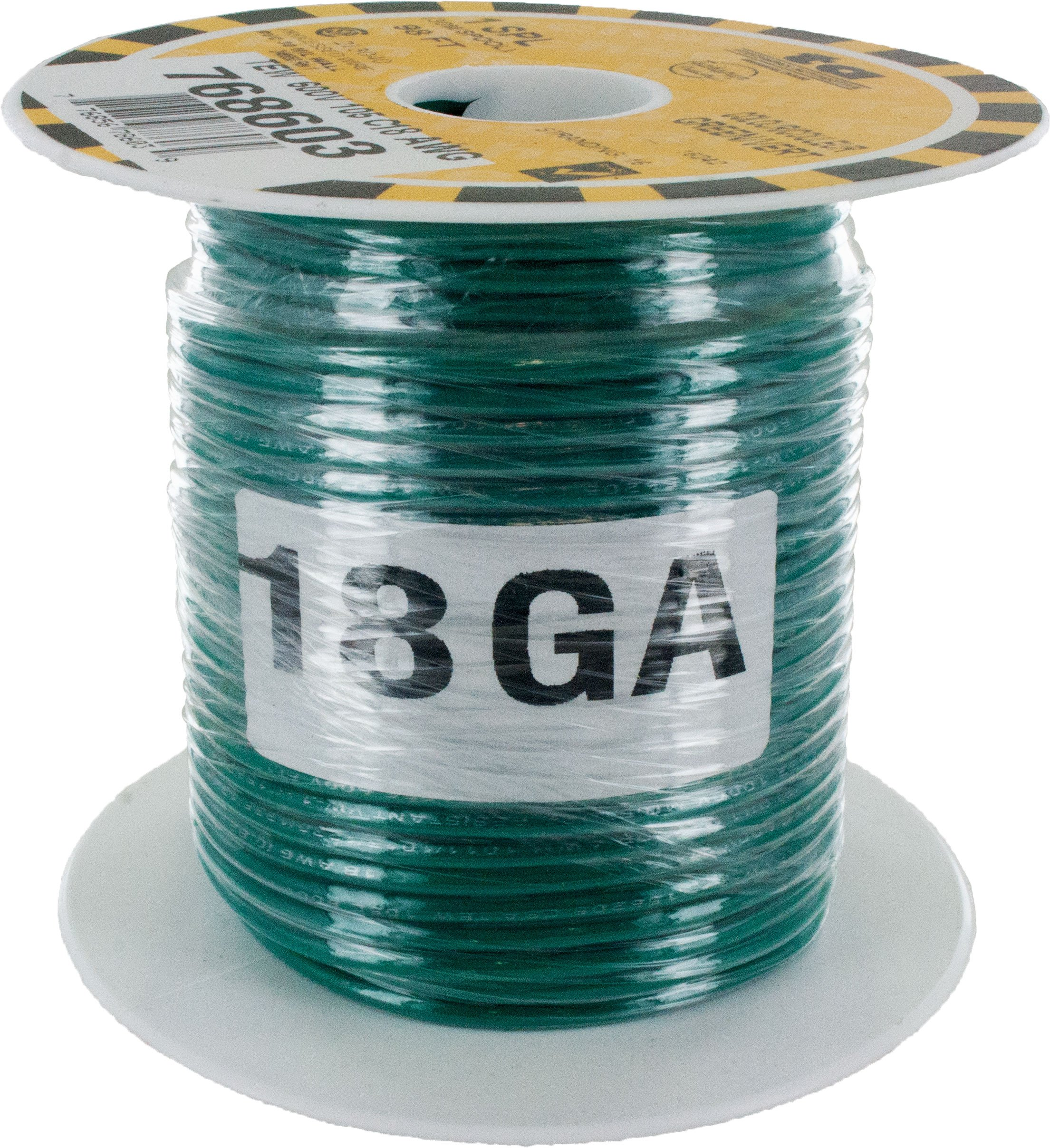 MTW TEW Equipment Wire 18 Awg Green   ElecDirect