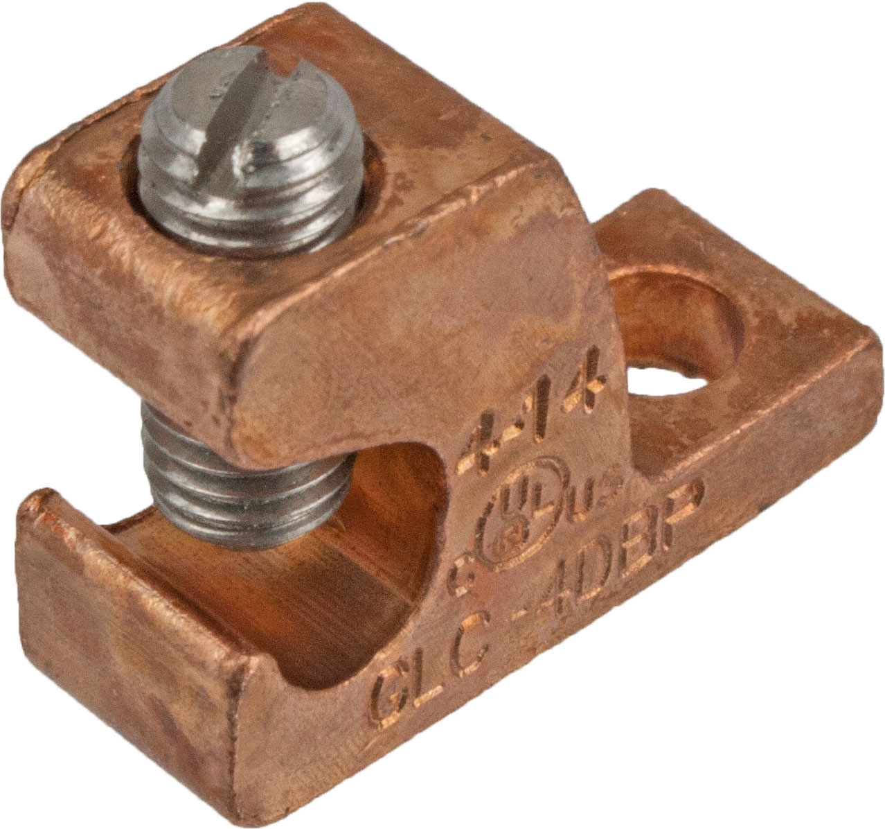Copper Lay In Grounding Lug Cl50db Elecdirect Home Fuse Box Rod