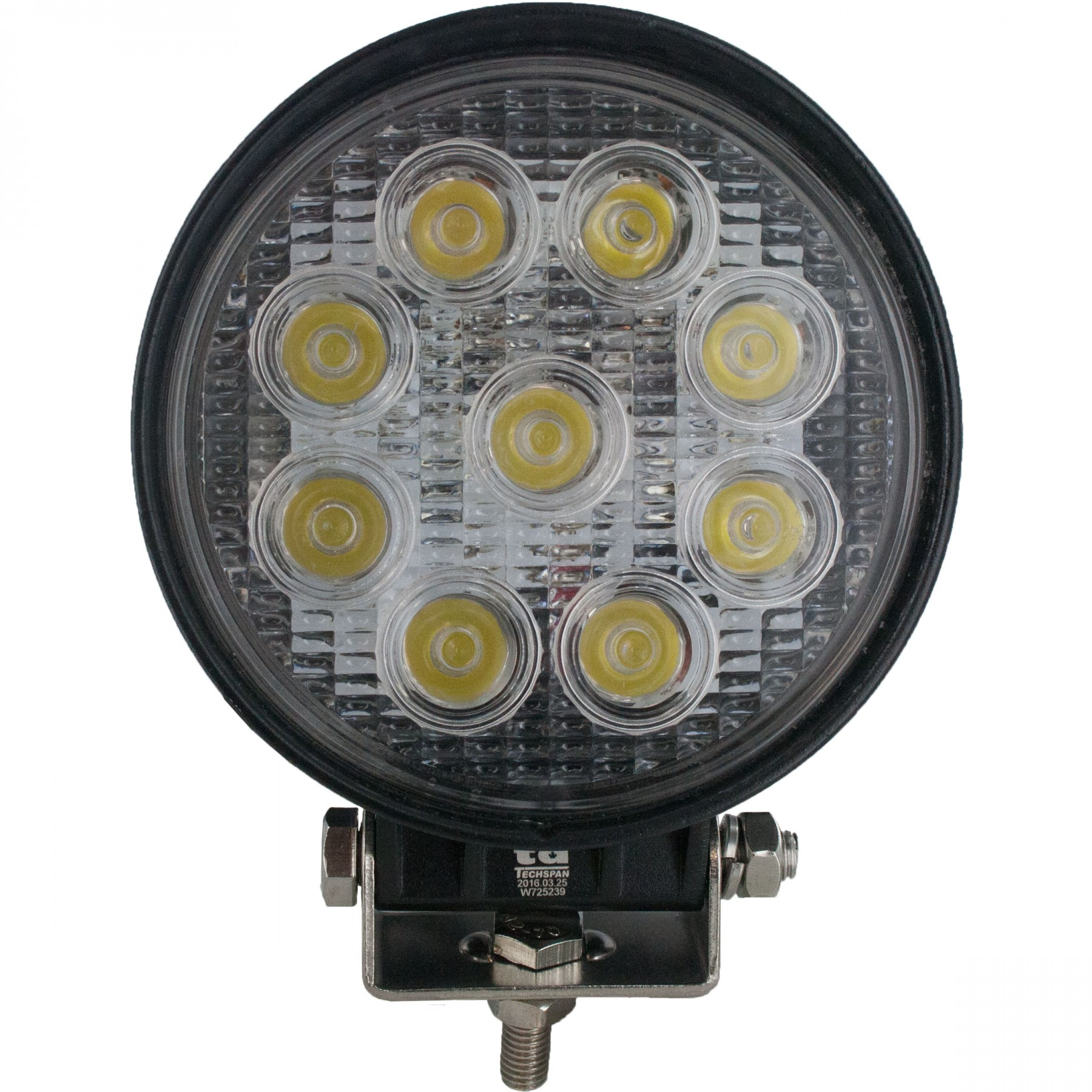 Round Tractor Utility Lamp LED 1710 Lumens 30 Degree 27