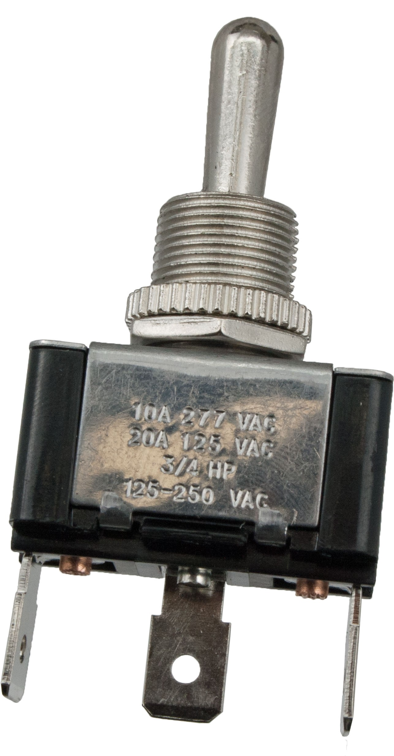 3 Blade Terminal Toggle Switch Momentary Mom On Off Spdt Spst 125vac Wiring Diagram More Views