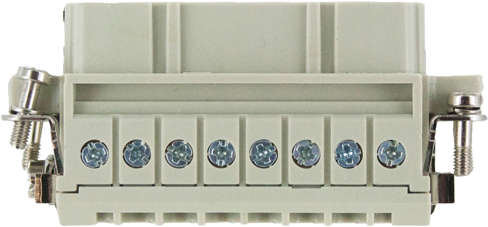 Screw In or Push In Wire Shelving Pole Inserts 4 pack