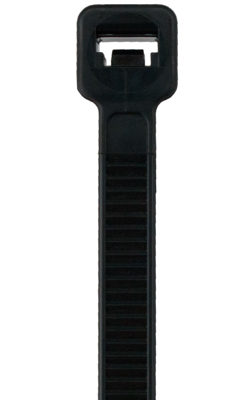 Black 11inch Cable Ties 25 Pack