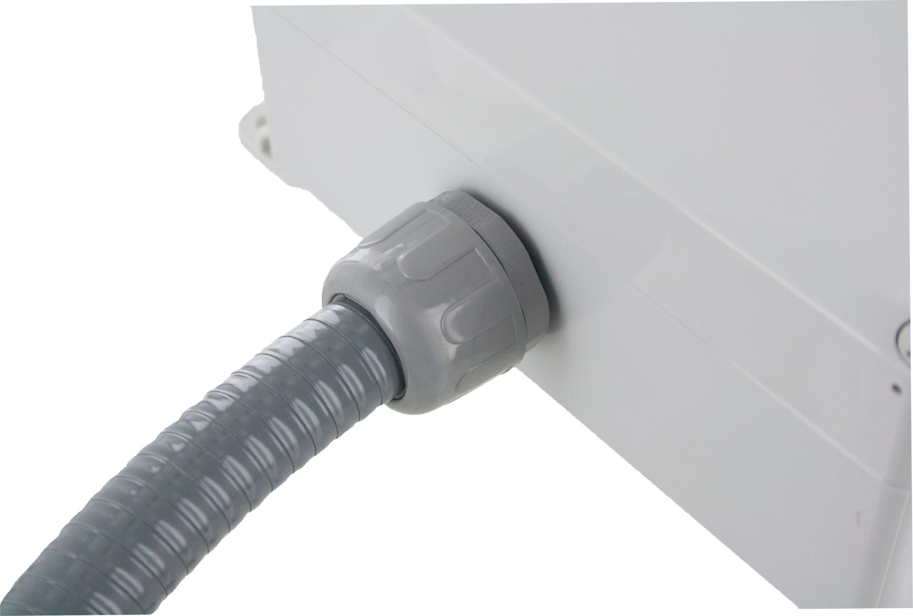 Liquid Tight Flexible Conduit Gray 1 2 Elecdirect Wiring Cable More Views