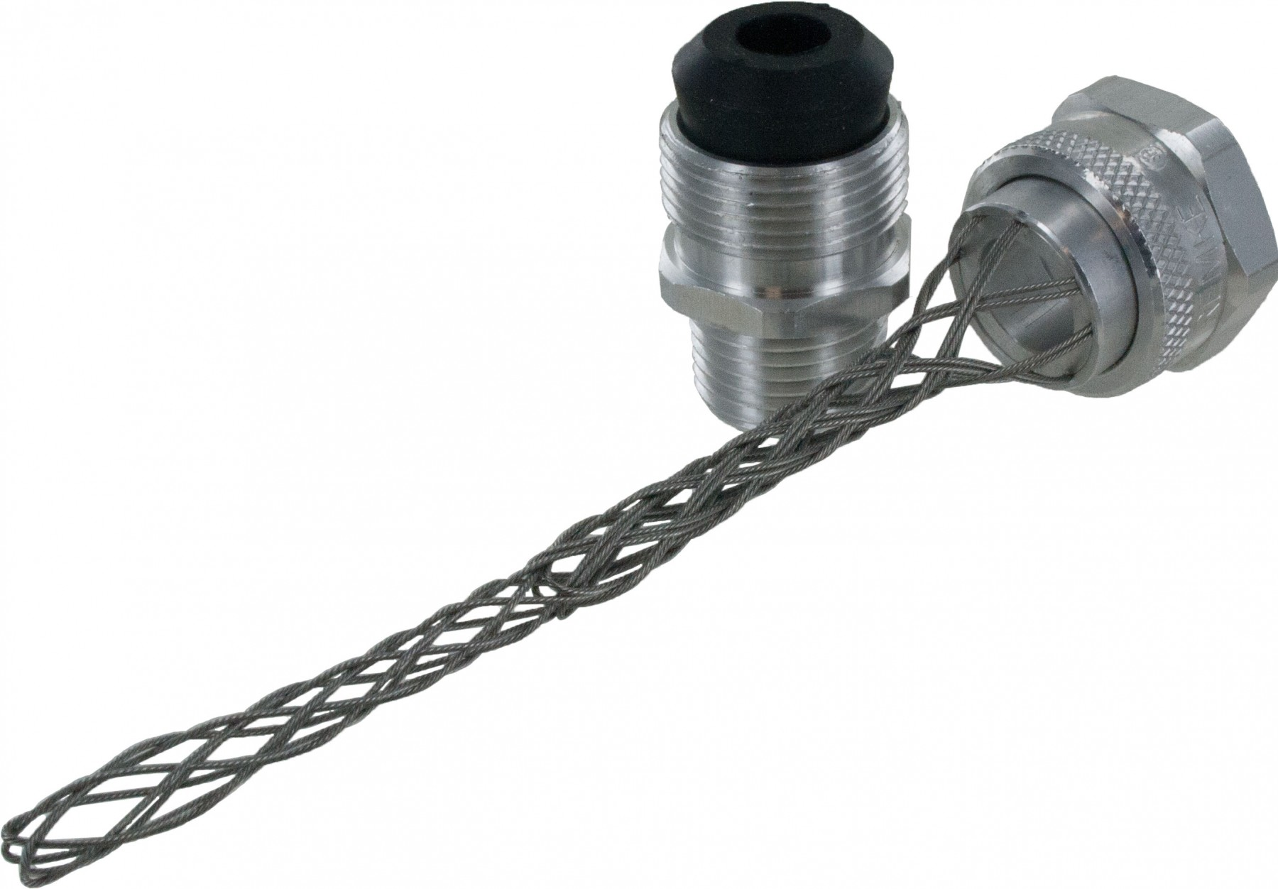 1 4 Quot Npt Cord Grip With Mesh Rsr 0005 E Elecdirect