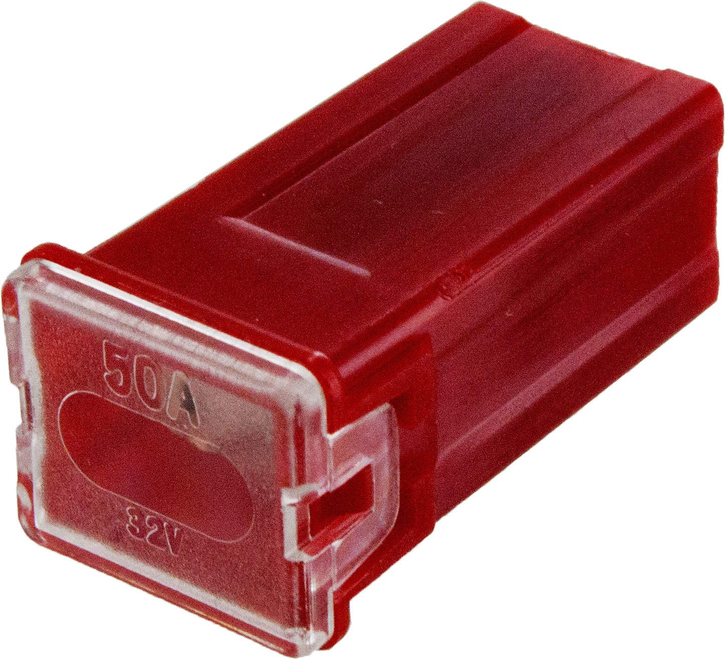 50 Amp Fls Cartridge Fuse Red