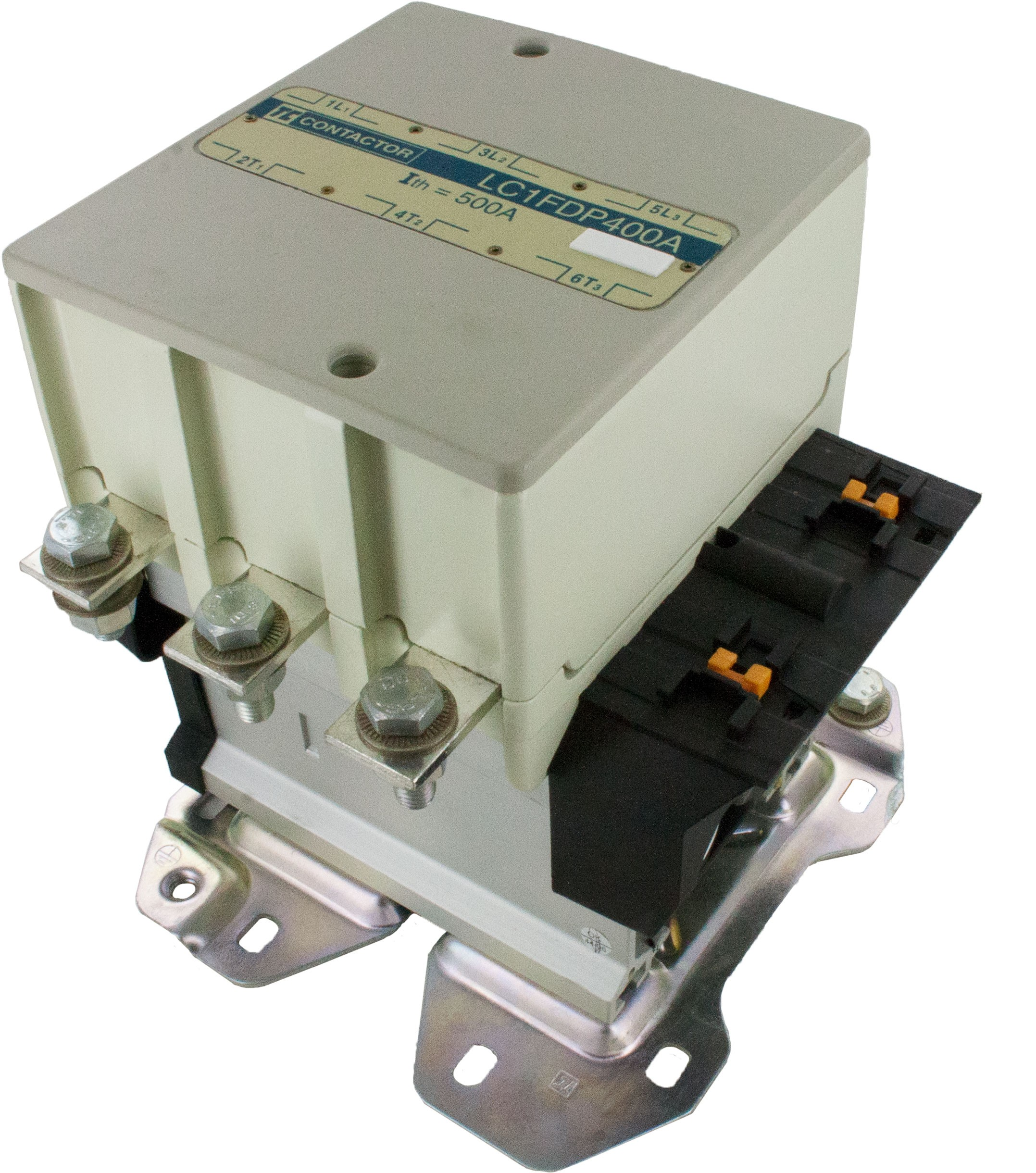 3 Pole 400 Amp Iec Contactor Elecdirect Wiring