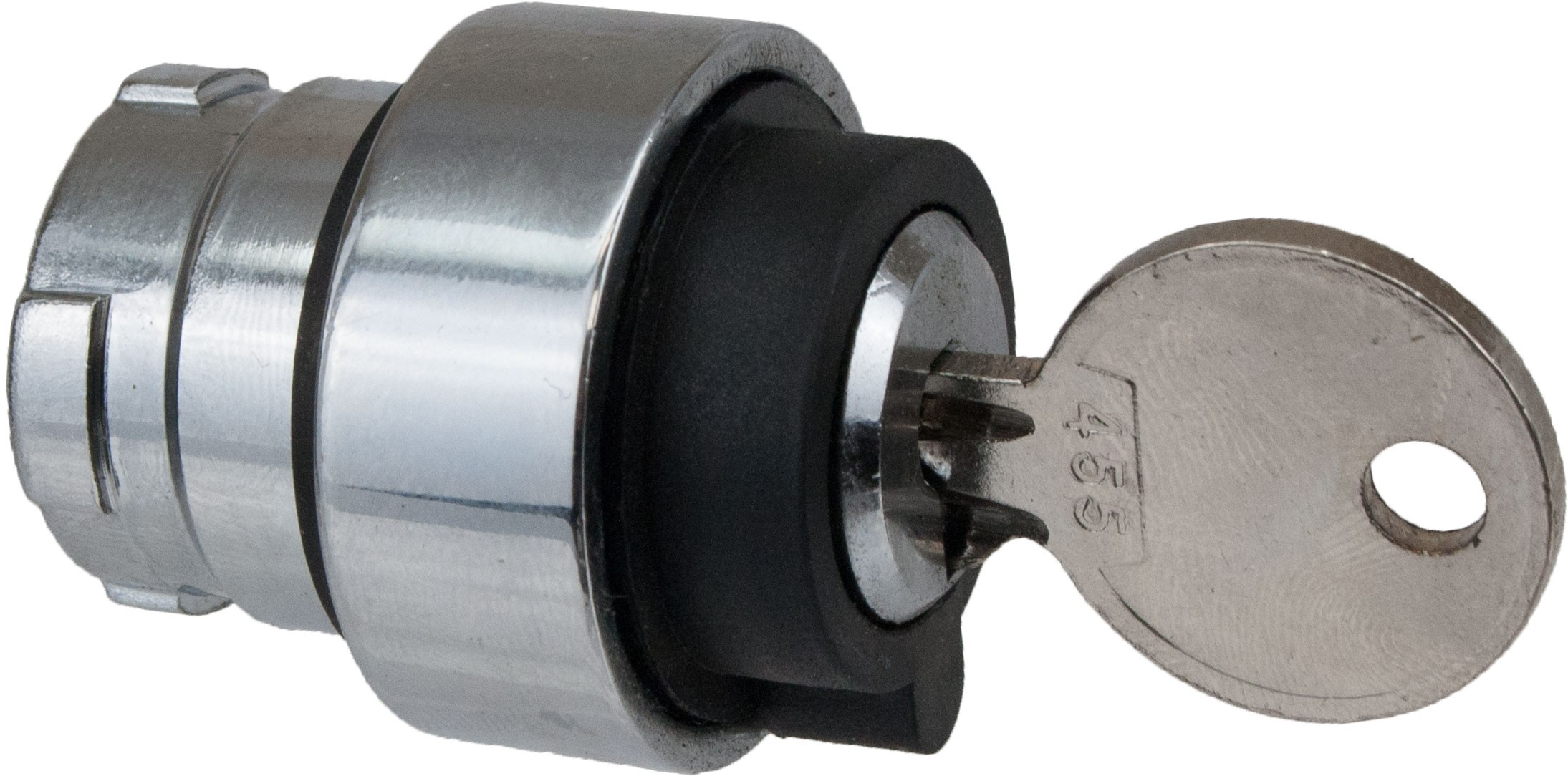 3 Position Key Selector Switch Spring Return Pb Bg7 Elecdirect Pollak Lightduty Toggle Onoff 12 Volt 10 Amp 6quot Wire