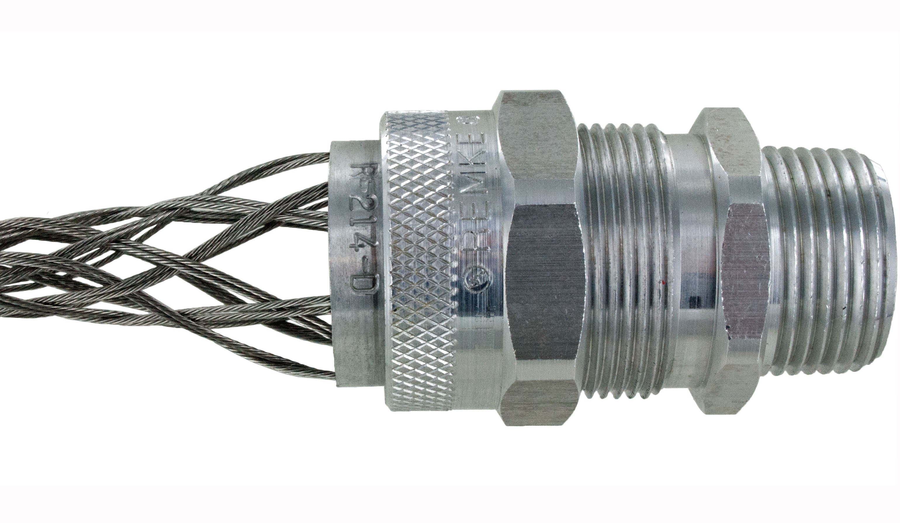 3 4 Quot Npt Cord Grip With Mesh Rsr 2314 E Elecdirect