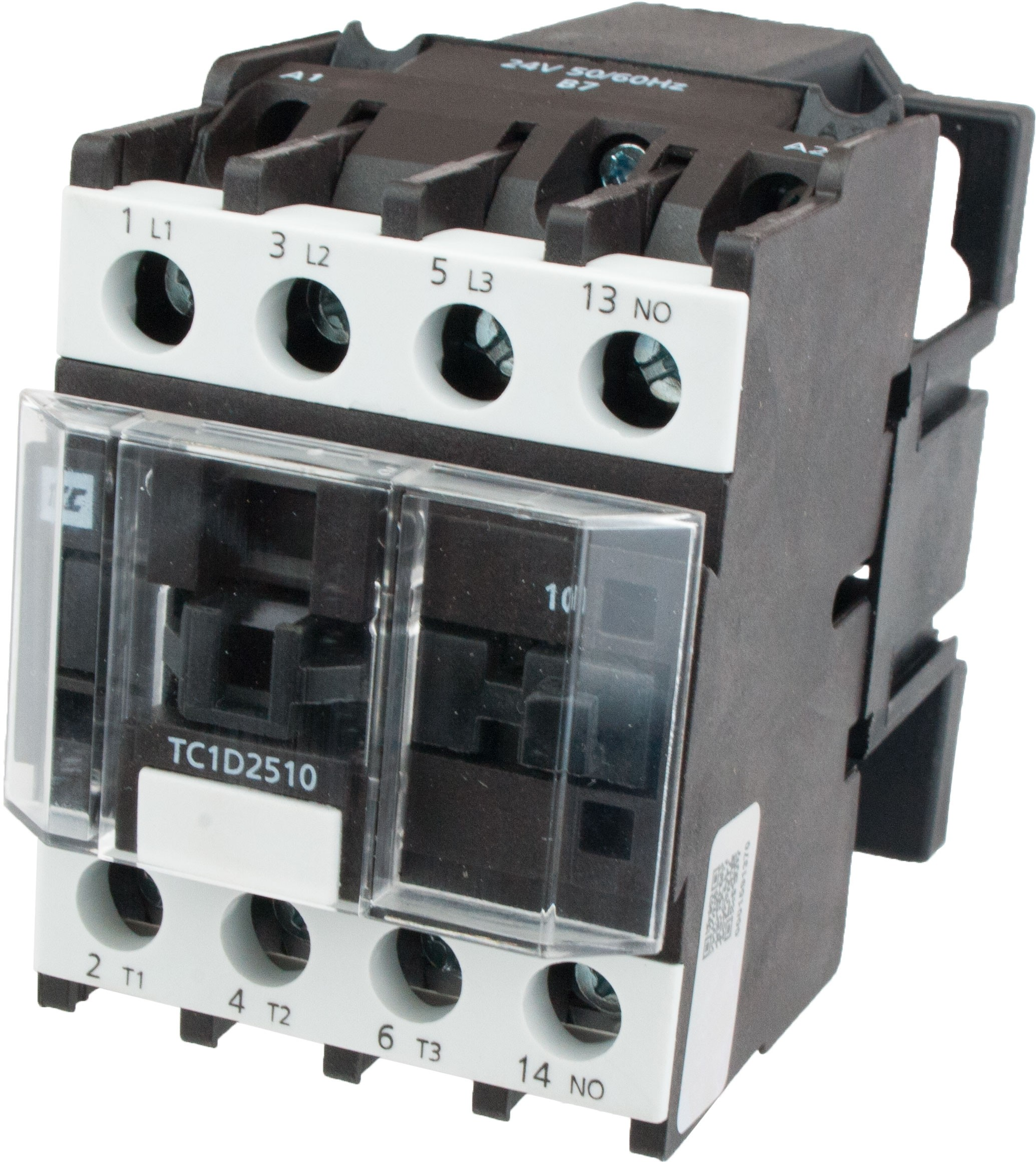 3 Pole Contactor 25 Amp 1 N O 24 Volt Ac Coil Tc1d2510b7 Elecdirect Details About Push Button 5 Circuit Breaker For 12 50 Volts Dc Be The First To Review This Product