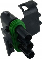 Delphi Weather Pack Terminals and Housings   ElecDirect