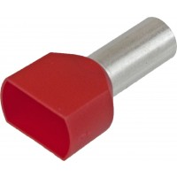 Twin Wire Ferrules for 2 x 8Awg Wires   ElecDirect