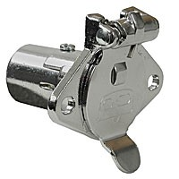 4-Way Chrome Plated Connector Socket 11-410
