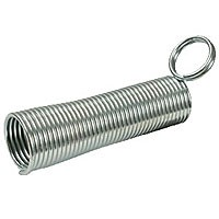 """PLATED STEEL CABLE GUARD FOR 7-POLE PLUGS, 3.56"""" LONG"""
