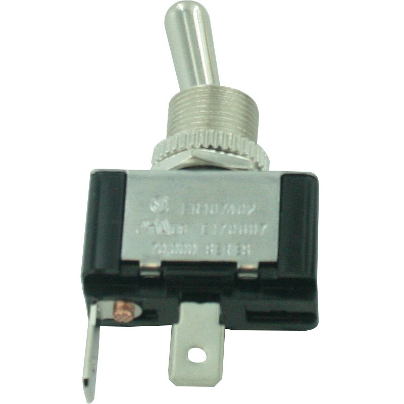 Momentary 2 Blade Terminal Toggle Switch 765043