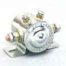 SPST, CONTINUOUS DUTY, 12V, INSULATED, 4STUD