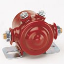 SPST, CONTINUOUS DUTY, 12V, 85A, PVC COATED