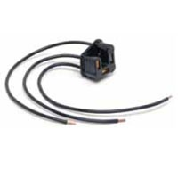 """SEALED BEAM CONNECTOR, 3 LEADS, ACCEPT SEALED BEAM HEADLAMP TERMINALS, 8"""" 14 AWG WIRE LEADS"""