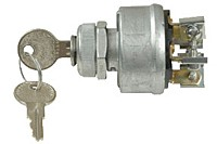 4 Position Switch with Momentary Start and Universal Type Die-Cast Housing