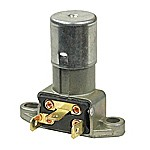 DIMMER, 2 POS., S.P.D.T, FLOOR MOUNTED TYPE, 3 SPECIAL TERMINALS