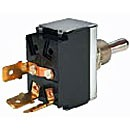 DP 2-CIRCUIT MARKER LAMP SWITCH, 3 BLADES
