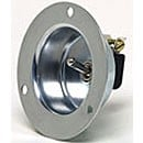 """SPDT, ON-ON SWITCH (FOR 3 WAY LIGHTING) IN RECESSED PLATE (FOR 2"""" DIAM.)"""