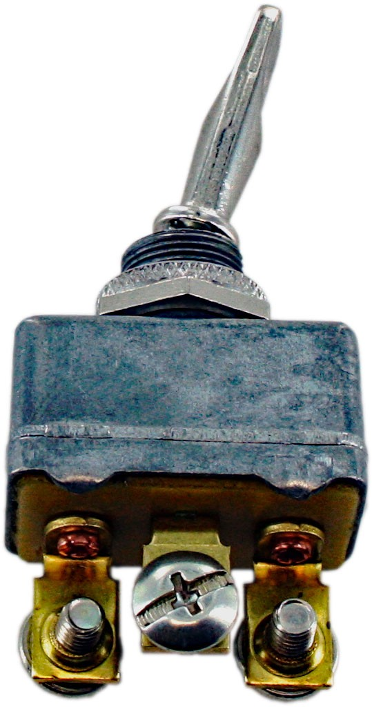 3 Screw Terminal Toggle Switch ON-OFF-ON SPDT 50A