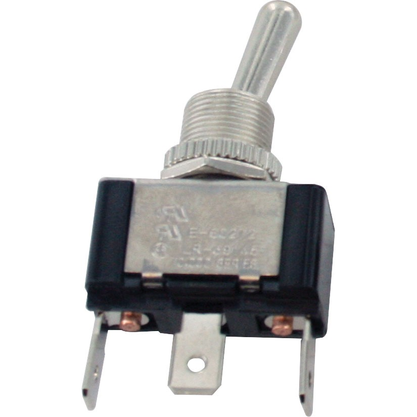 3 Blade Terminal Toggle Switch ON-ON SPDT
