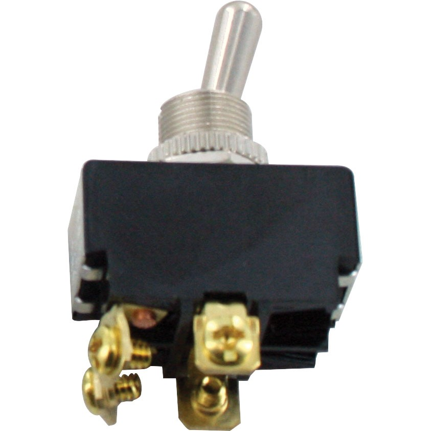 4 Screw Bulk Terminal Toggle Switches ON-OFF DPST