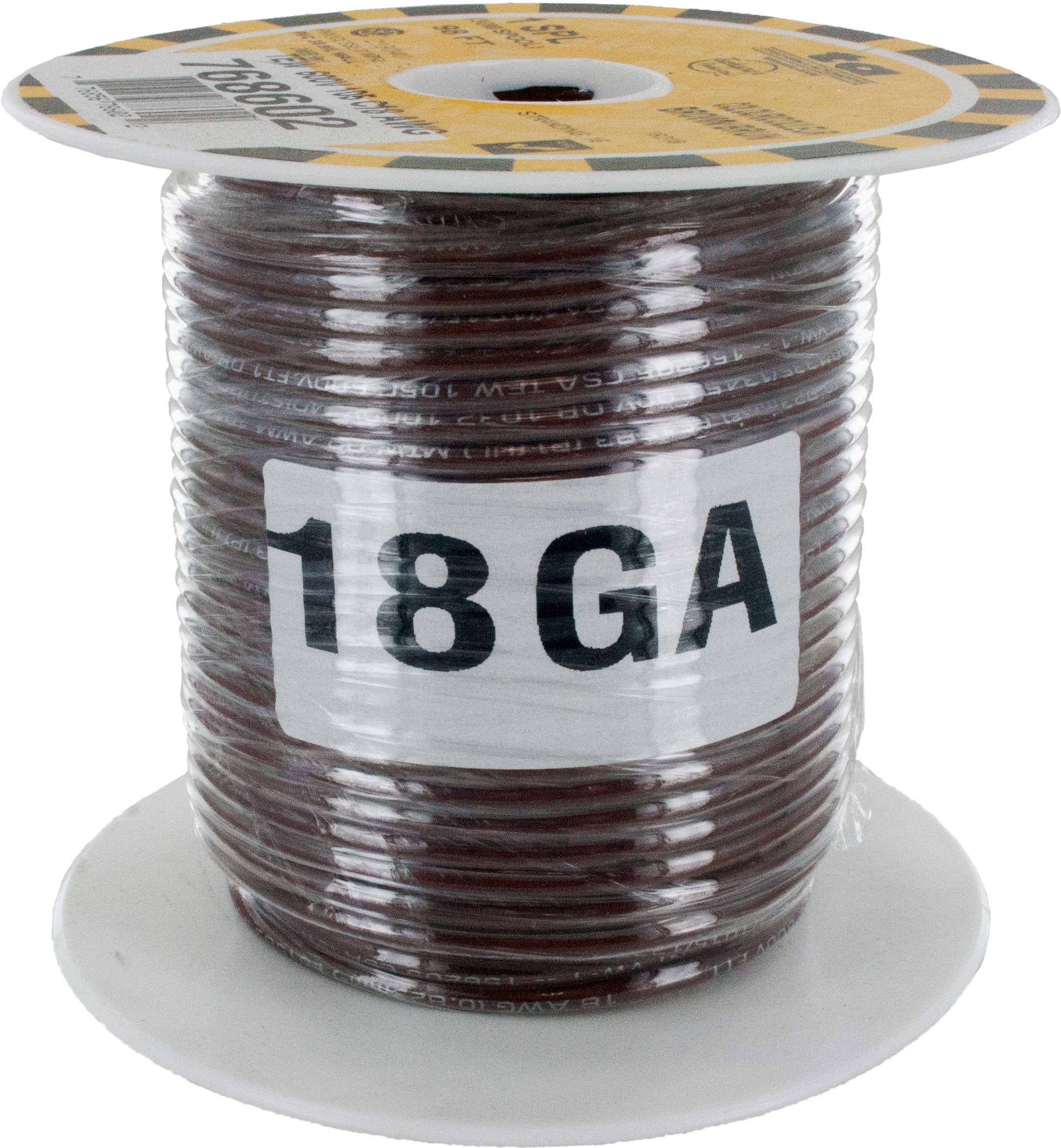 MTW TEW Equipment Wire 18 Awg Brown