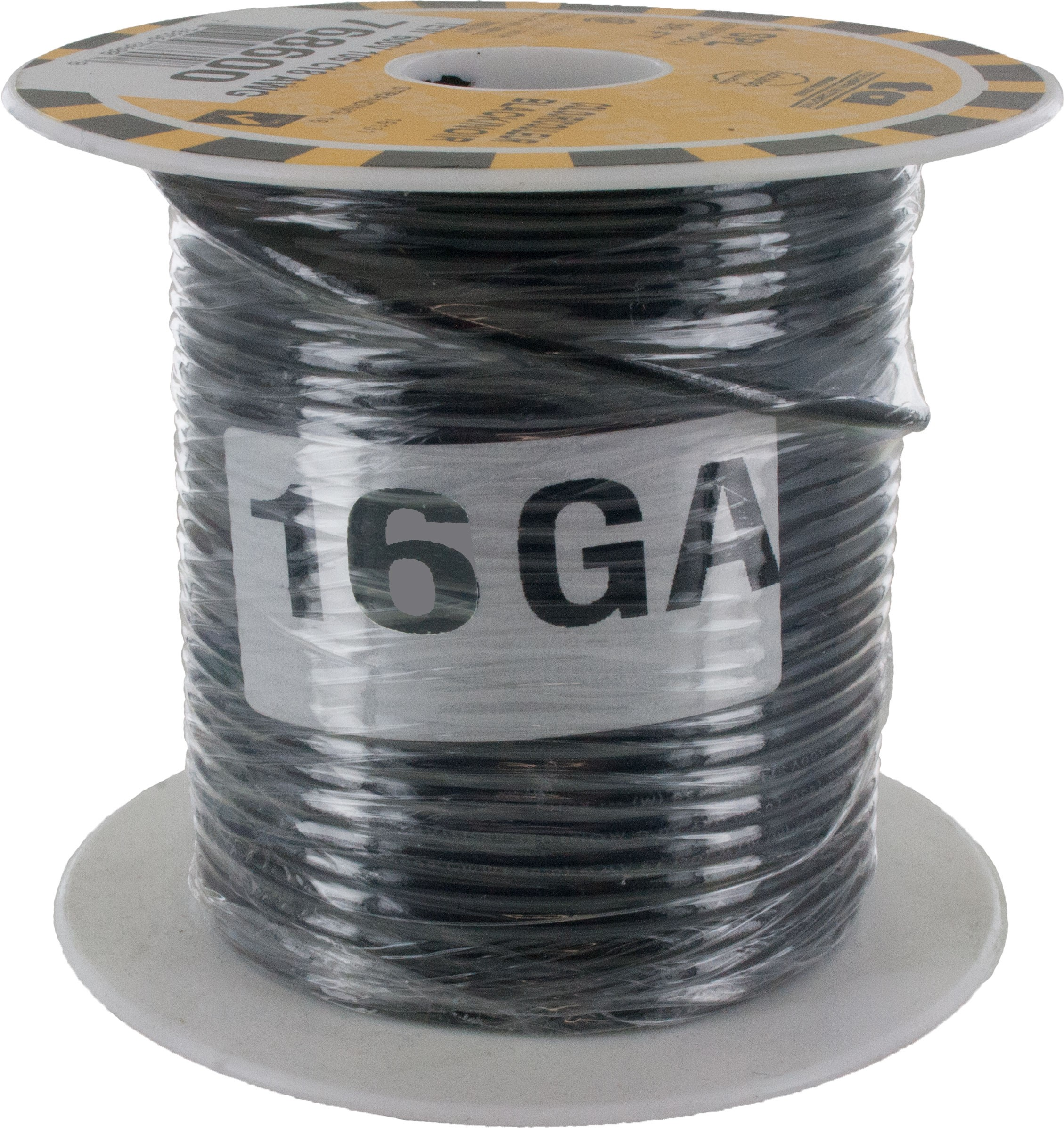 MTW Stranded Wire 16 Awg Black