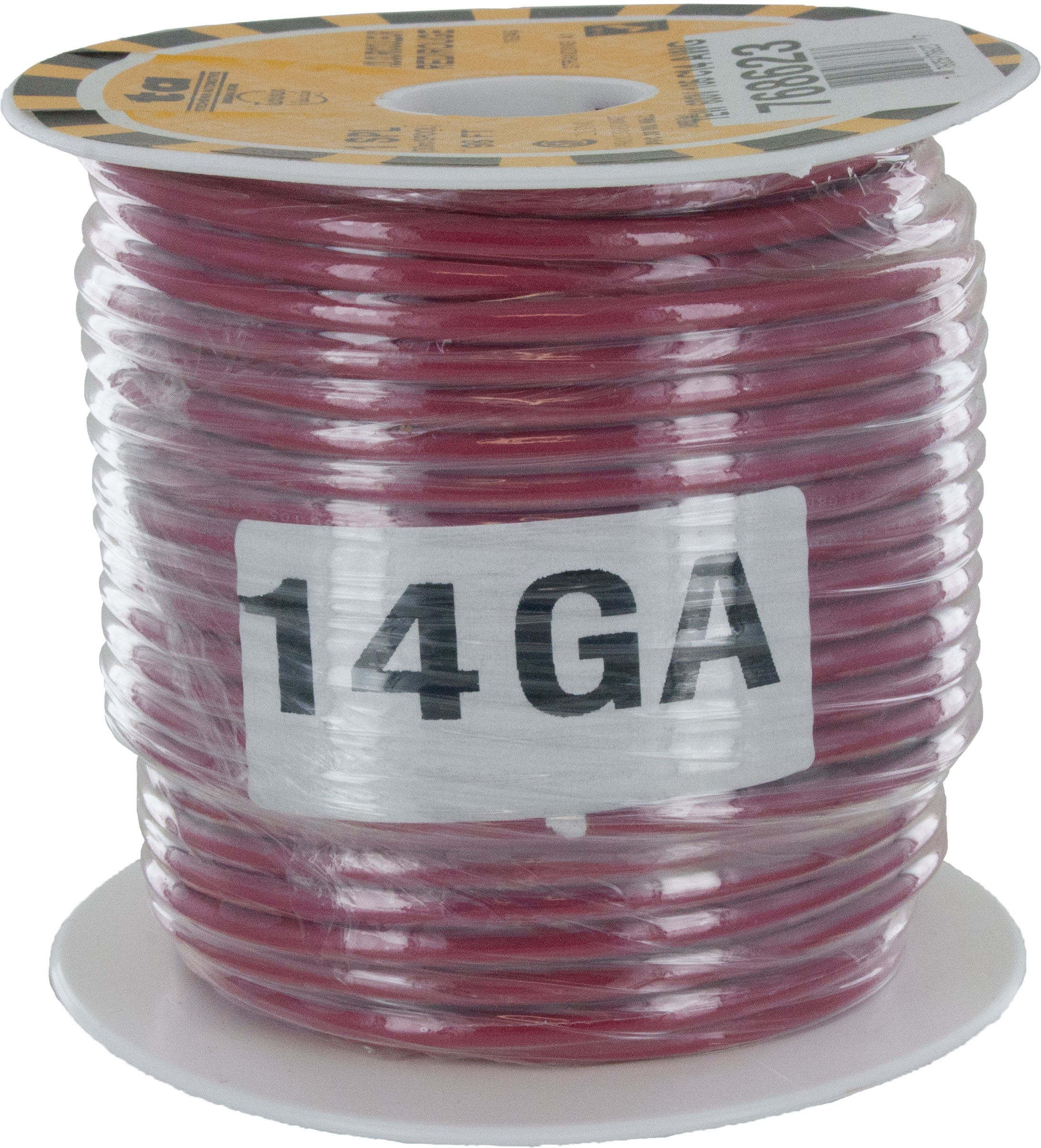 MTW Stranded Wire 14 Awg Red