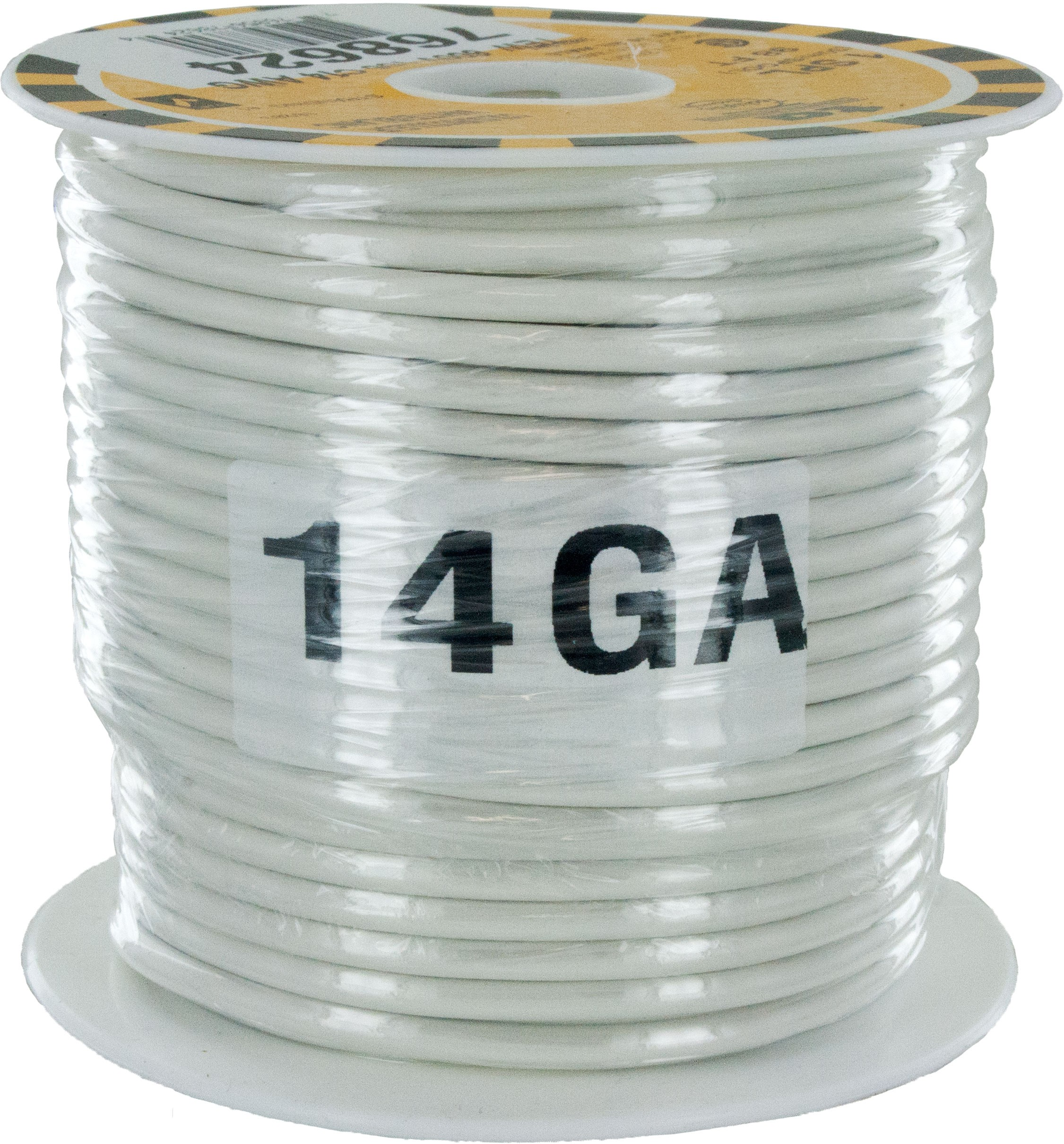 MTW Stranded Wire 14 Awg White