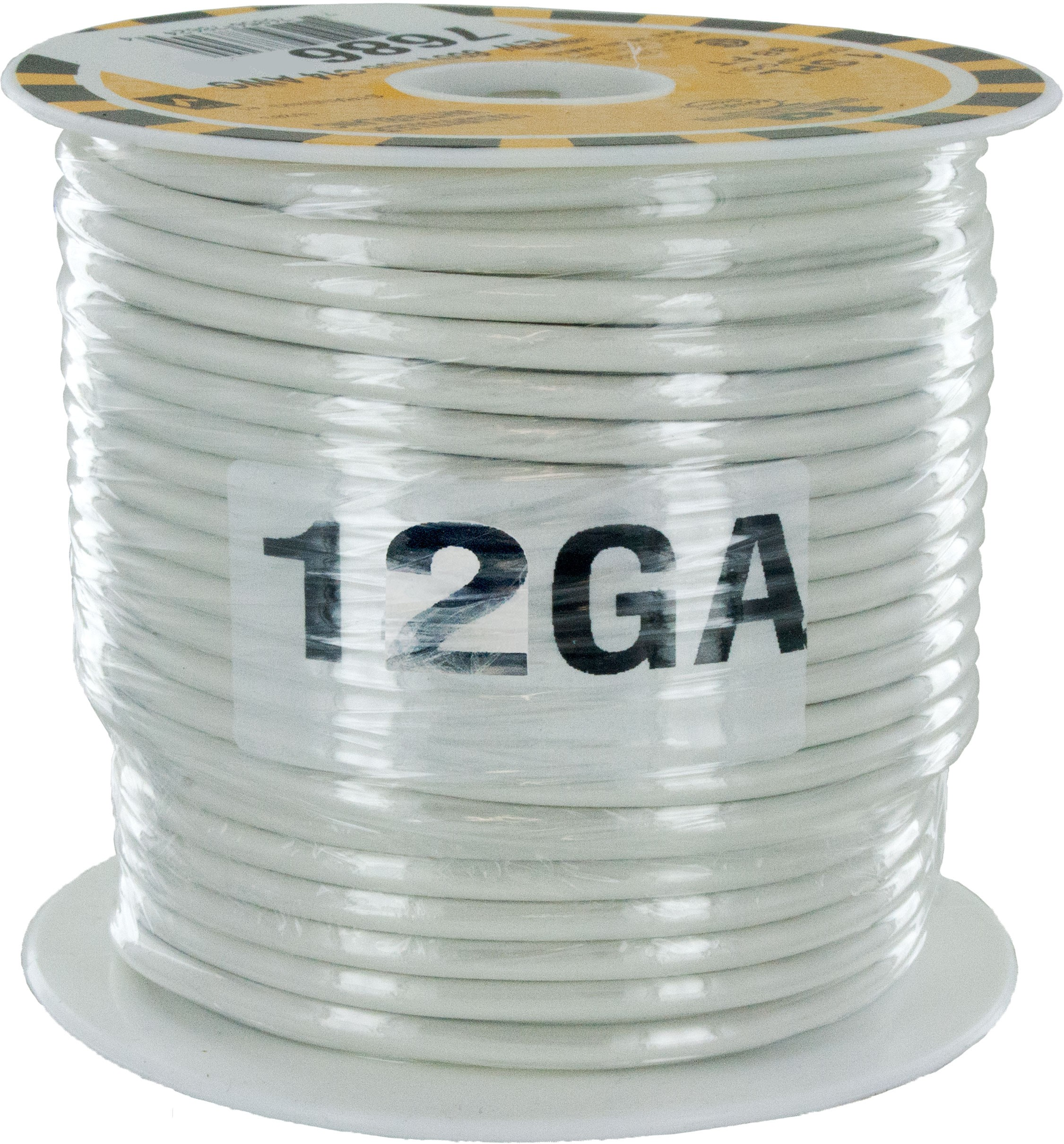 MTW Stranded Wire 12 Awg White